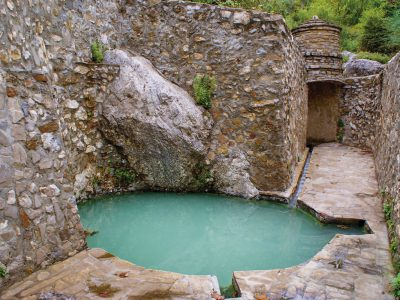 One of the most important Arab baths in Andalusia is in Periana